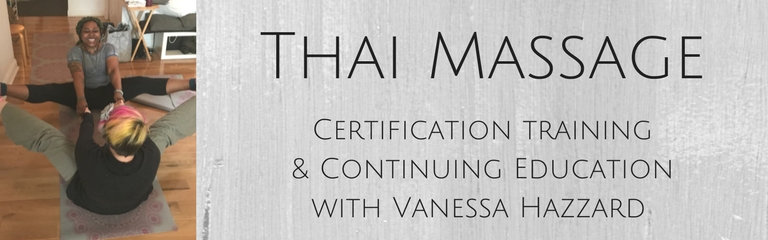 Thai Massage Certification | Learn Reiki Philadelphia