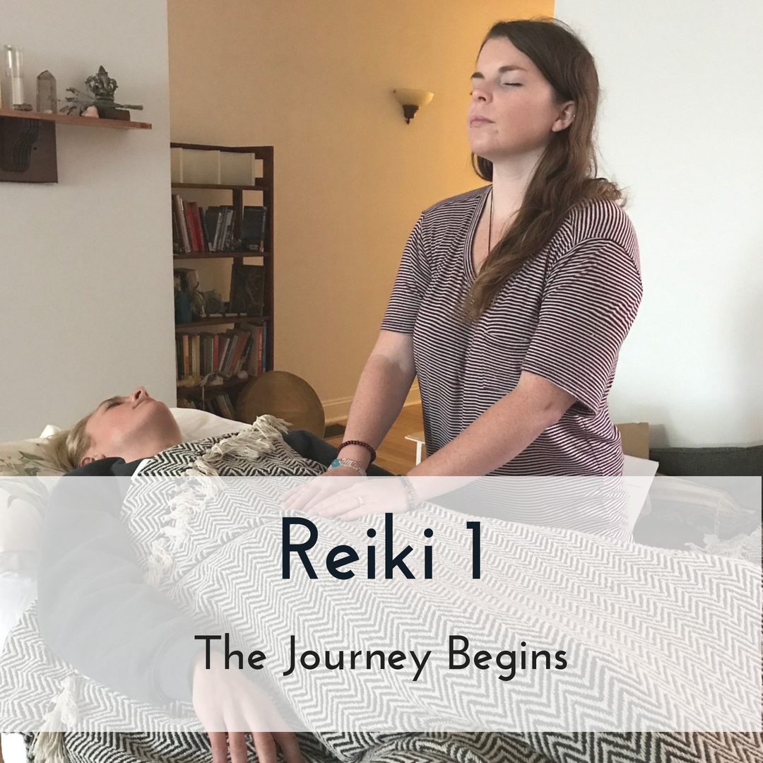 reiki classes with danielle stimpson