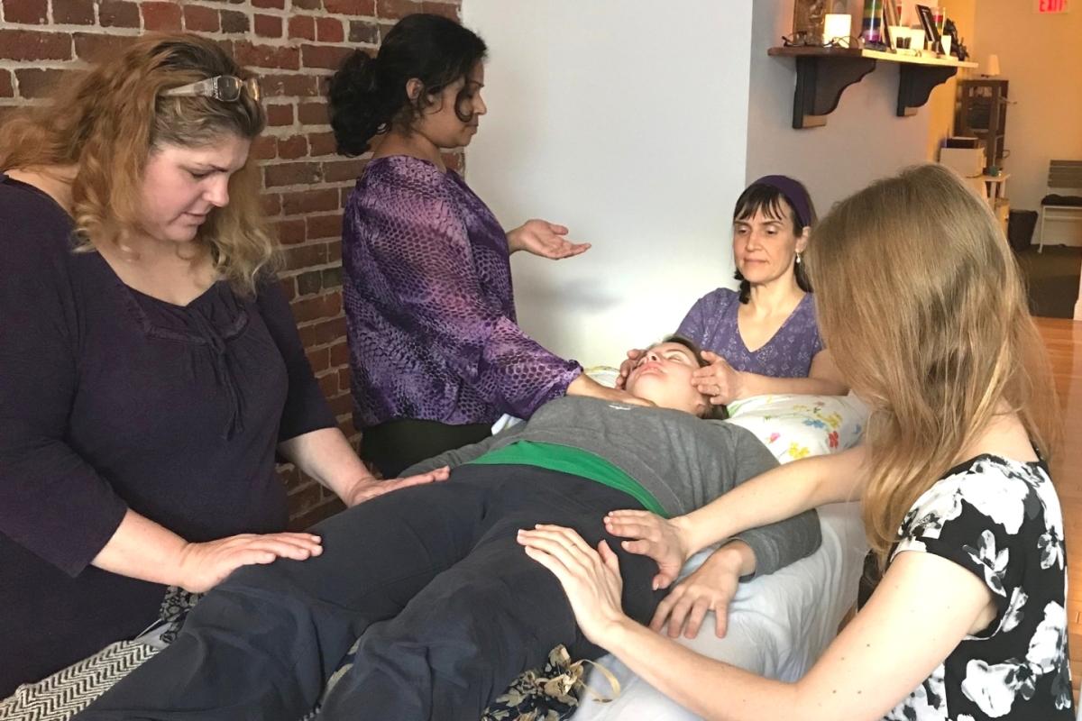 sound healing reiki philadelphia