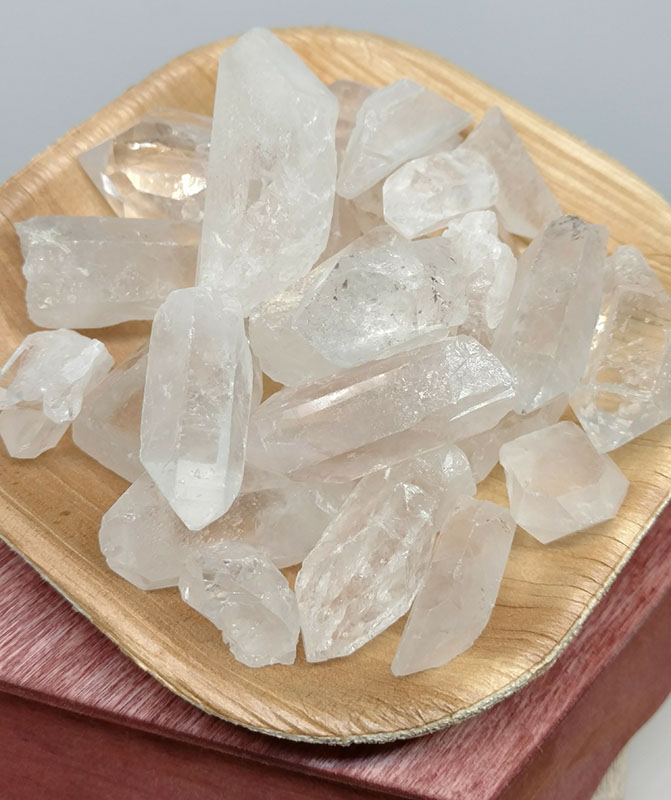 Clear Crystal Points