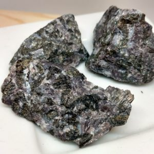 indigo gabbro rough stone